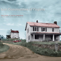 Book Cover, Lost Communities of Virginia