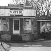 Former Slade's Grocery Store on Aye Street (Almagro, Danville City)