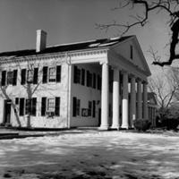 Mecklenburg County Courthouse facing Washington Street (Boydton, Mecklenburg County)